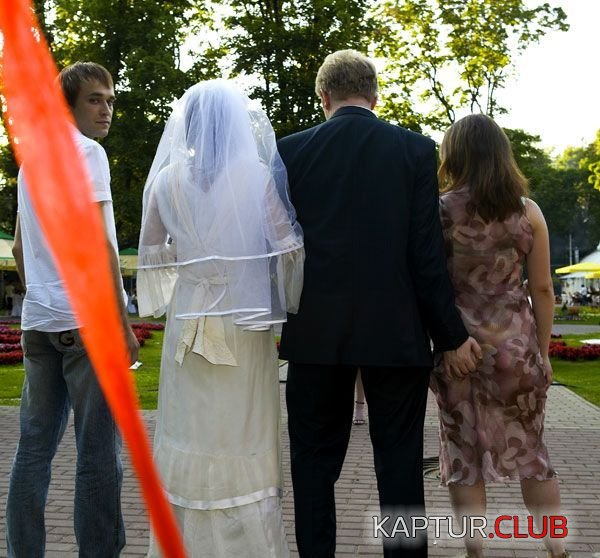 Рассказы об измене невесты на свадьбе