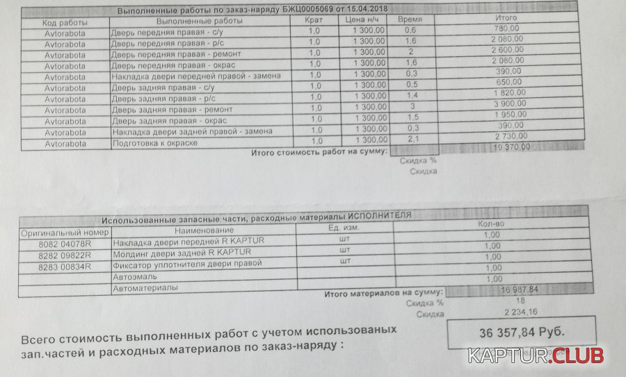 IMG_20180422_155153.jpg | Рено Каптур Клуб Россия | Форум KAPTUR.club